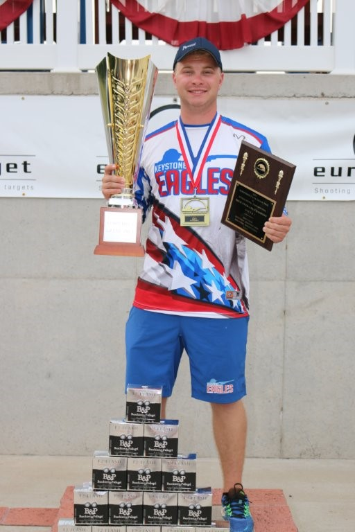 2016 Eurotarget USA Grand Prix - Trap - Alexander Dupre, USA