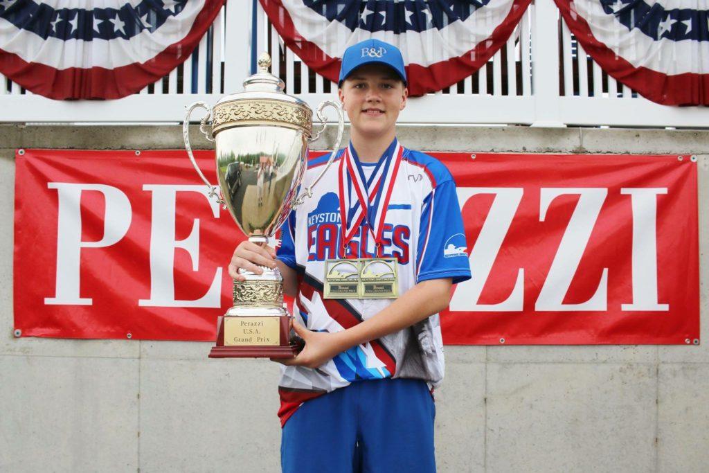 2016 Perazzi USA Grand Prix Champion - Trap - Lance Thompson, USA